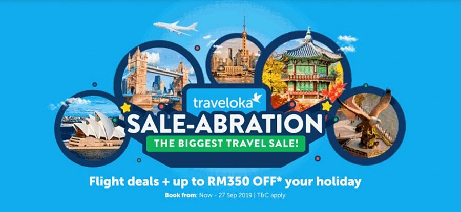Traveloka Sale-abration Matta Fair 2019