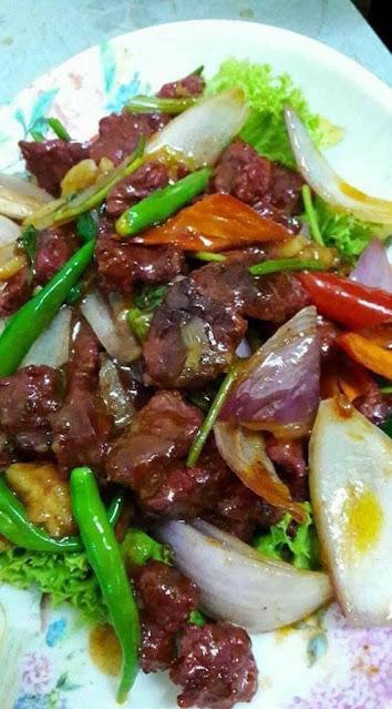 daging merah thai