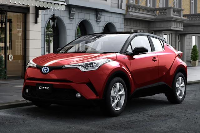 Toyota CHR Pekanbaru Riau