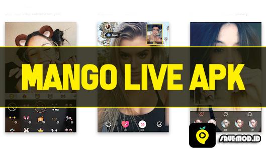 Mango Live MOD APK Unlimited Gold Terbaru 2019