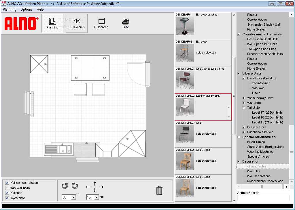 Kitchen Layout Planner: Dream House Experience