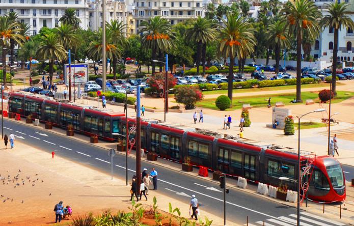 Резултат слика за tram in casablanca