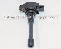 adalah salah satu komponen yang termasuk ke dalam sistem pengapian mobil yang memiliki fu Coil ignition mobil fungsi dan cek kerusakan