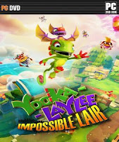 Baixar Yooka-Laylee and the Impossible Lair Torrent (2019) PC GAME Download
