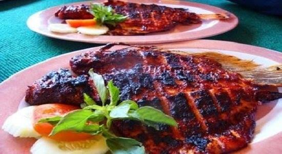 Resep Ikan Kakap Bakar Kecap Special