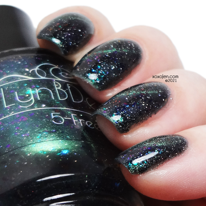 xoxoJen's swatch of Lynb Designs Surreal Estate