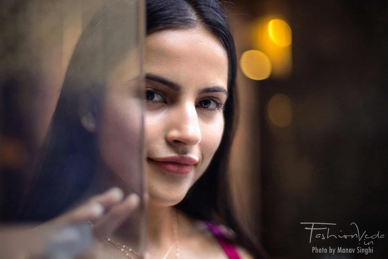 Pratibha Chaudhary Elite Miss Rajasthan 2020