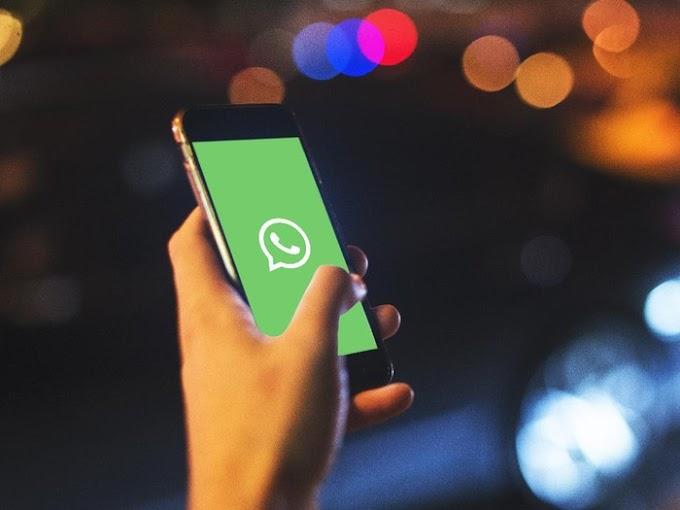 Cara membisukan suara video di WhatsApp sebelum menghantar