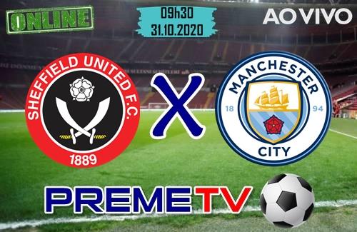 Sheffield x Manchester City Ao Vivo