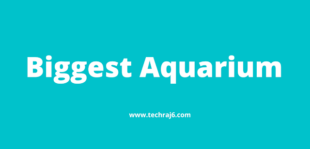 Biggest Aquarium