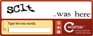 Who Invented the Captcha?