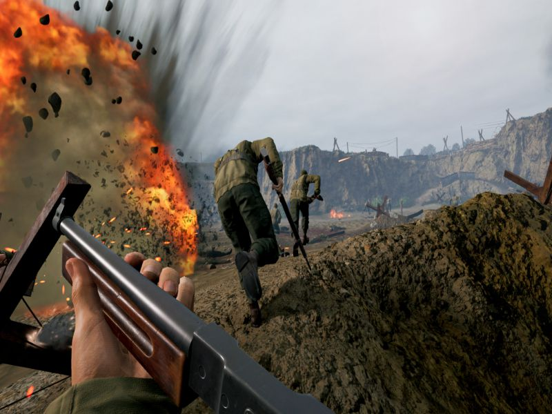 Medal of Honor Above and Beyond PC Game Free Download