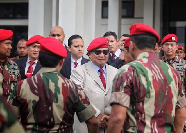 Catatan Tiga Issue Penting Untuk Menhan Prabowo Dalam Menjaga Bandul Keseimbangan