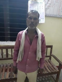 vथाना कैलिया पुलिस द्वारा अवैध देशी शराब के साथ अभियुक्त  गिरफ्तार                                                                                                                                                                         संवाददाता, Journalist Anil Prabhakar.                                                                                             www.upviral24.in