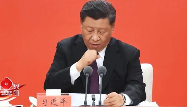 Tos de Xi Jinping, presidente de China tiene Covid-19