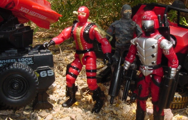 2002 Gift Set Fast Blast Viper, Crimson, SMS, Sears Exclusive, 1985, Crimson Guard Immortal, 1991, 1984 Firefly