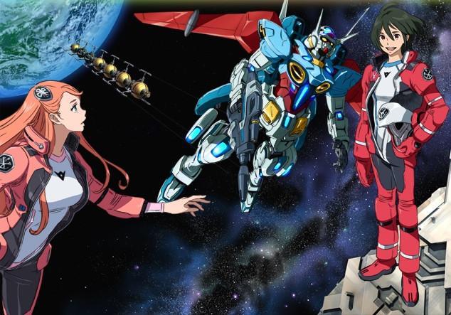Gundam: G no Reconguista desarrolla nuevo proyecto
