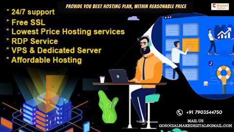Best server hosting provider