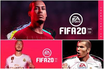 تحميل لعبة فيفا 20 مود FTS الاهلى والزمالك واندية افريقيا