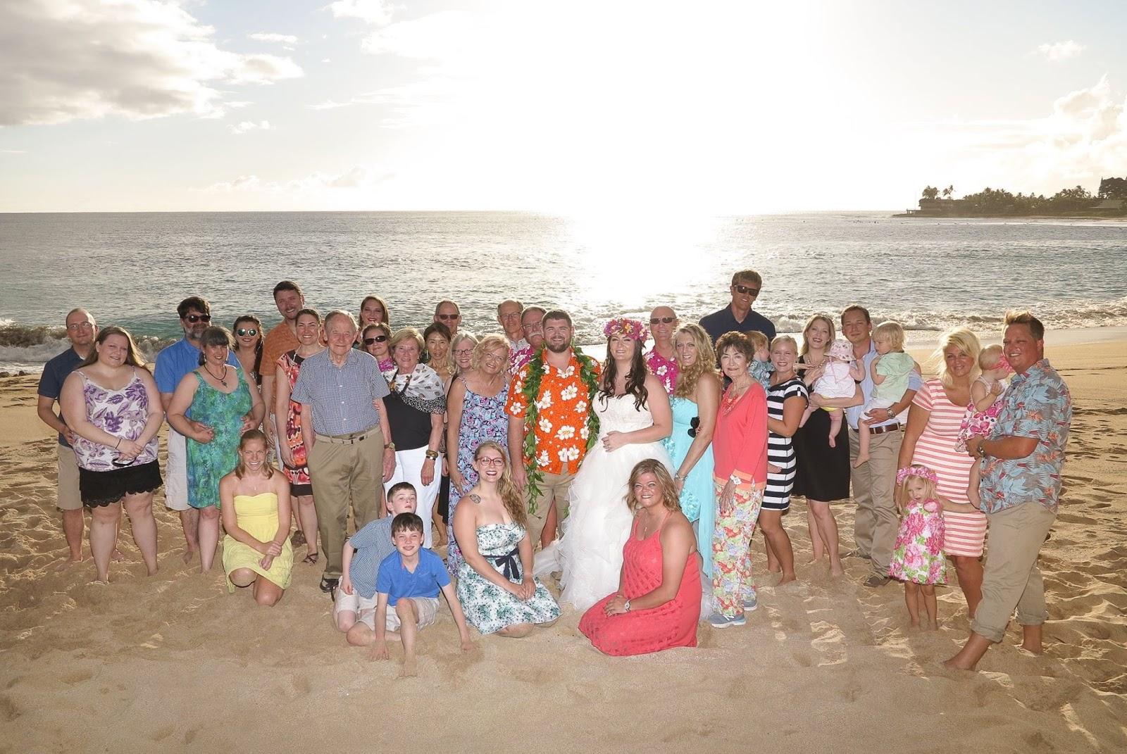 6 Incredible Hawaii Wedding Photography Examples