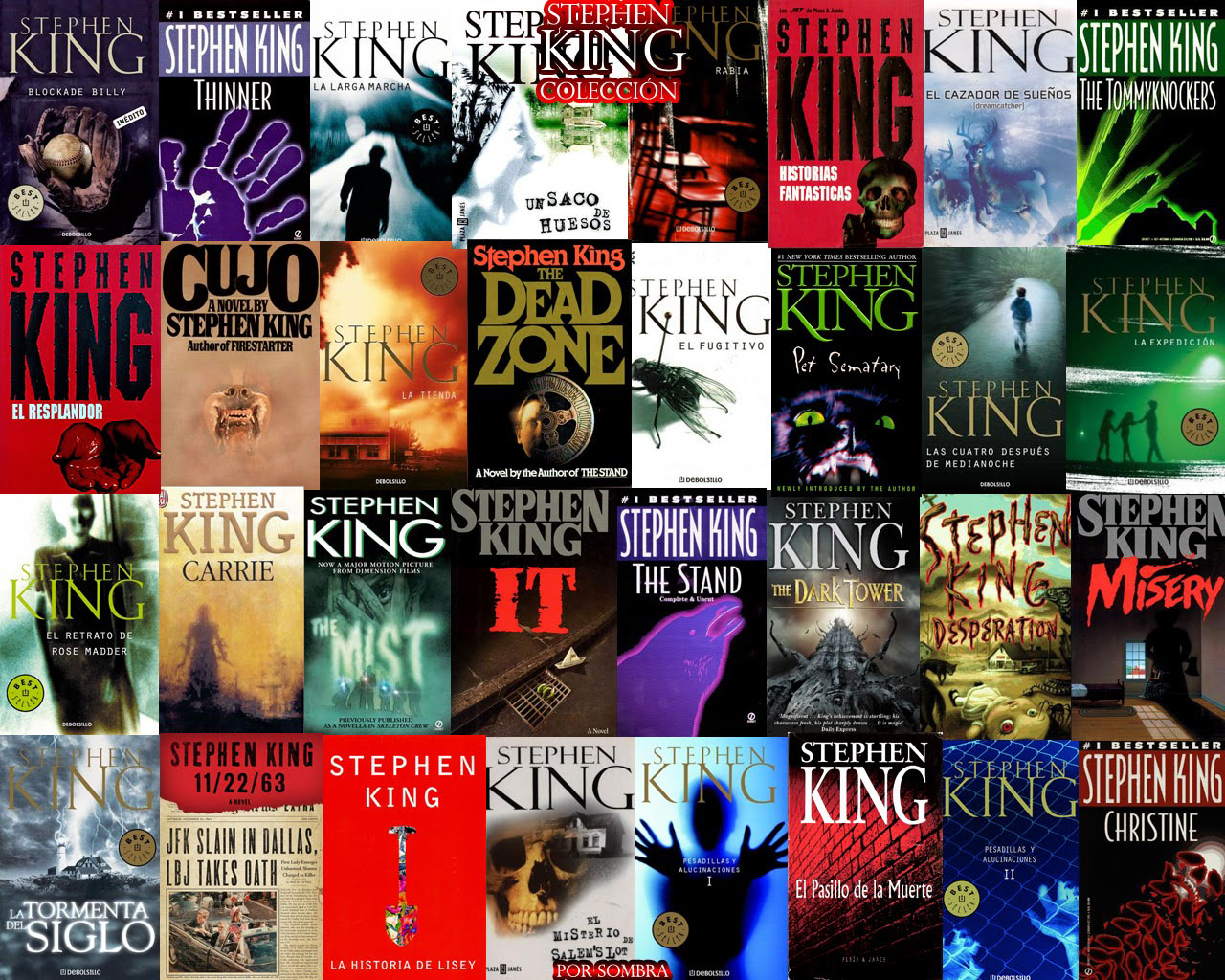 El Ultimo Libro De Stephen King Castle Black Descargar Libros De Stephen King
