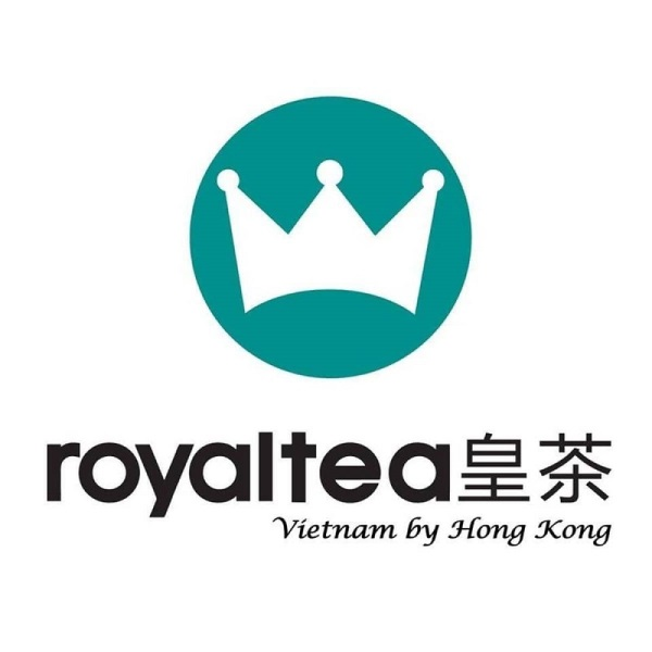 Mẫu logo Royaltea mới nhất