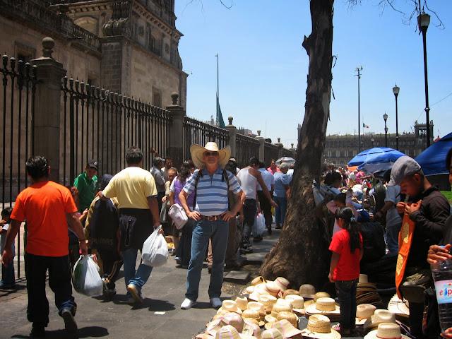 meksika şapkaları