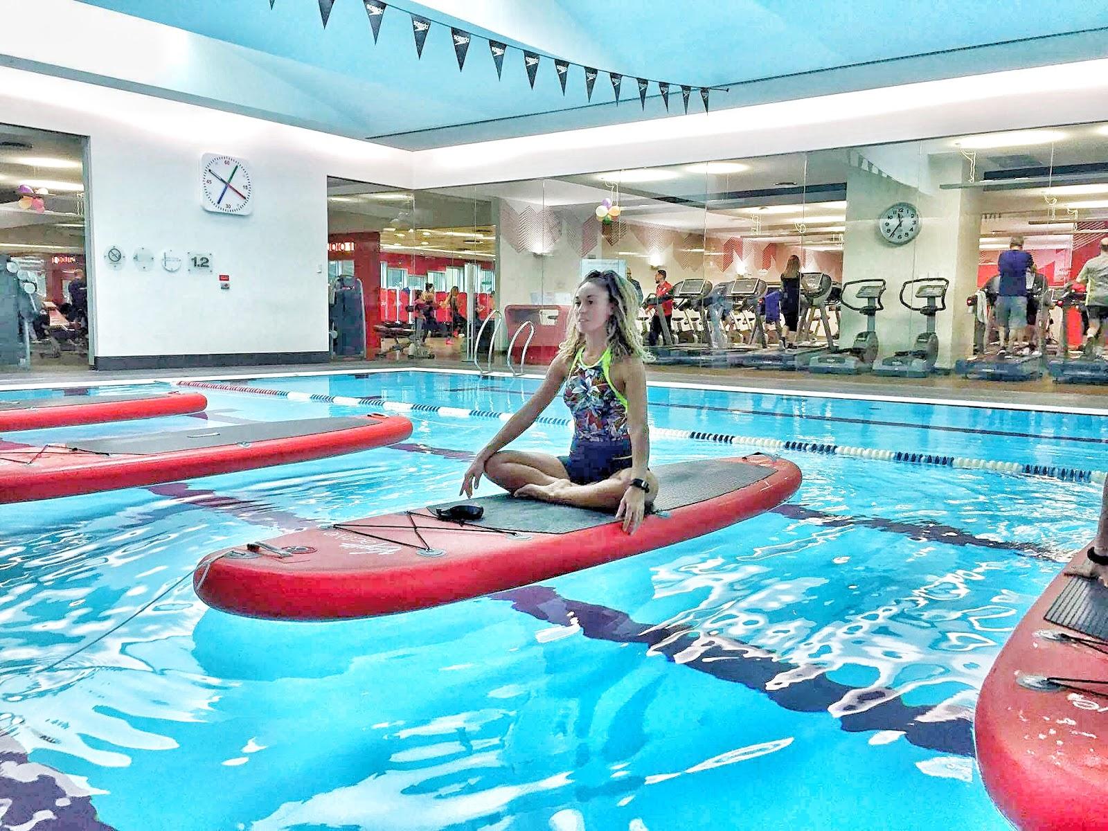 Metamorphose concept fitness wellness lifestyle blogger sup yoga con speedo e samsung alla - Tavola surf usata subito it ...