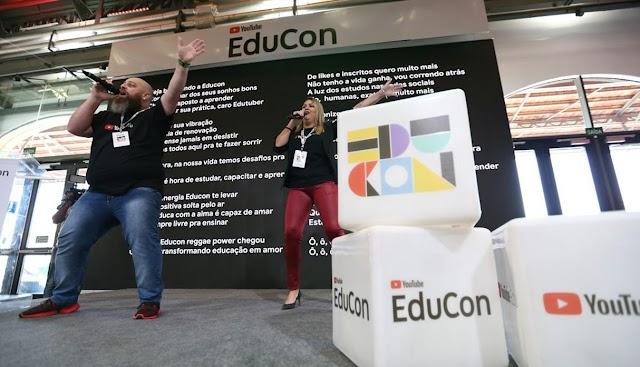 """EduCon 2019: """"De cada 10 personas que entran a  YouTube, 7 lo hacen para aprendizaje"""""""