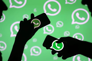 Whatsapp tidak busa digunakan lagi di HP ini
