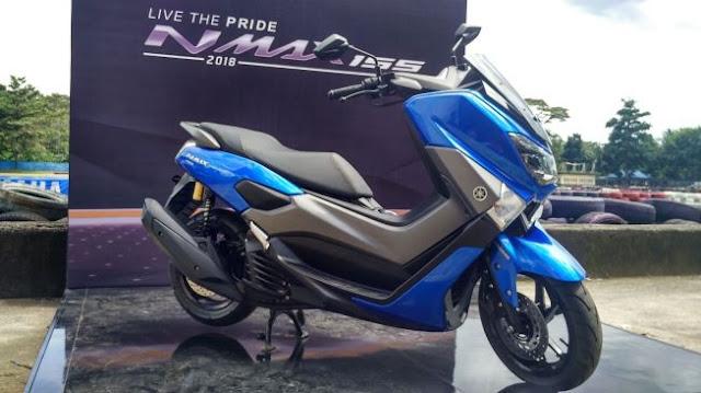 Keunggulan Nmax Sebagai Motor Terbaru Yamaha