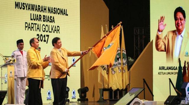 AGEN BOLA - Secepatnya Golkar Umumkan Nama Ketua DPR Pengganti Setya Novanto