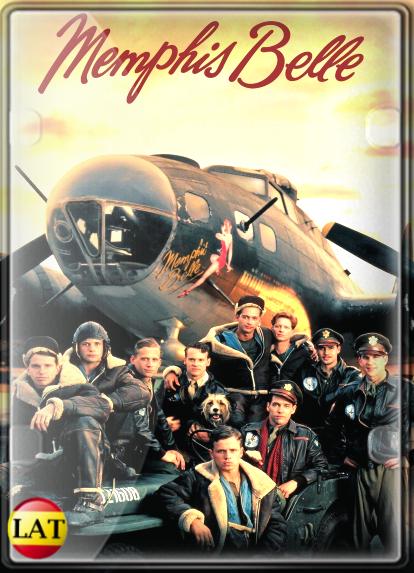 El Bombardero Memphis Belle (1990) DVDRIP LATINO
