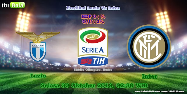 Prediksi Lazio Vs Inter - ituBola