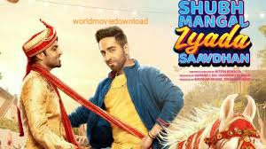 Shubh mangal zyada saavdhan Full Movie Download 2020 | Full HD  Movie 720p |