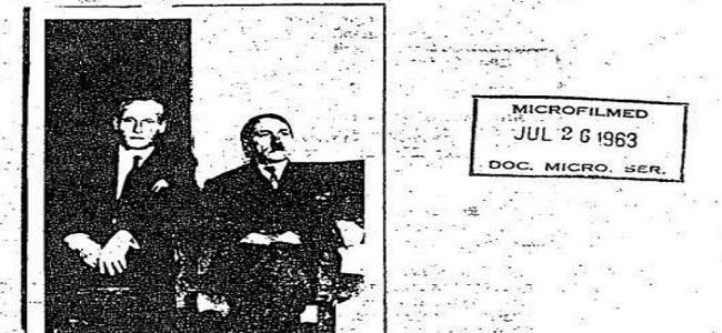 Hitler huyó a Colombia