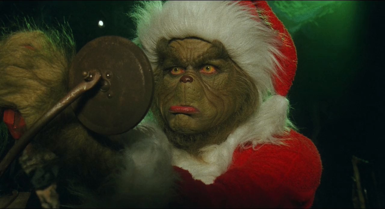 El Grinch (2000) BRRip 720p Latino - Ingles captura 3
