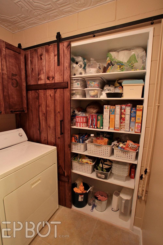 EPBOT: Make Your Own Sliding Barn Door   For Cheap!