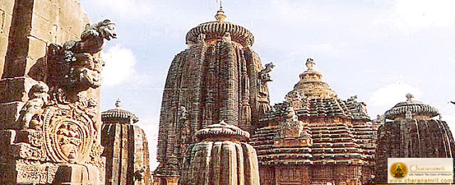 लिंगराज मंदिर, भुवनेश्वर -Lingaraj Temple - Bhubaneswar,odisha, India