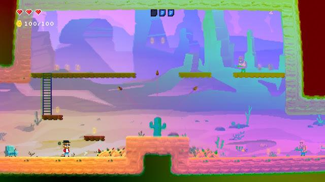 Análisis de Landflix Odyssey para Playstation 4