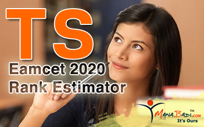 TS Eamcet Rank Estimator