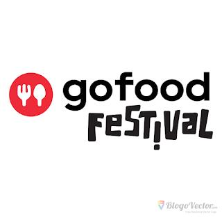 GoFood Festival Logo vector (.cdr)