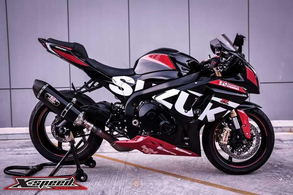 Custom Suzuki GSX-R1000 Yoshimura-MotoGP !   Real Riders