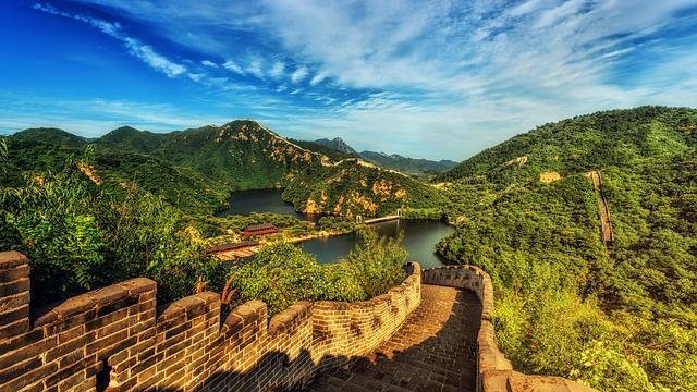 6. Great Wall of China