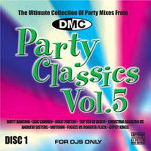 Britney Spears Megamix (The Early Years) (DMC Party Classics Vol. 5)