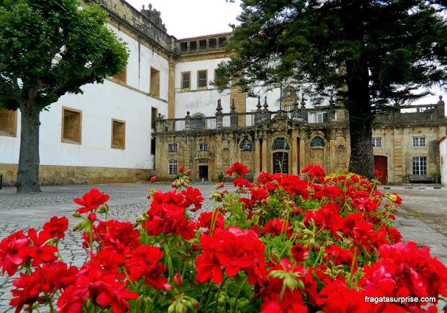 Coimbra, Portugal, Convento de Santa-Clara-a-Nova