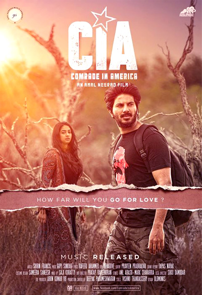 Comrade In America -CIA Malayalam Movie | Cast and crew