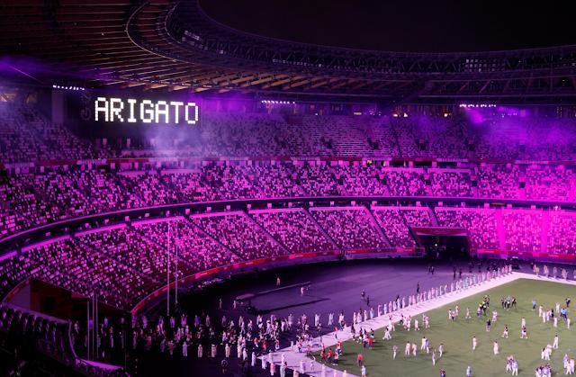 Ολυμπιακοί αγώνες: Έσβησε η φλόγα στο Τόκιο, σειρά έχει το Παρίσι