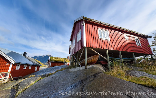 挪威,  羅浮敦群島, lofoten island, norway, reine