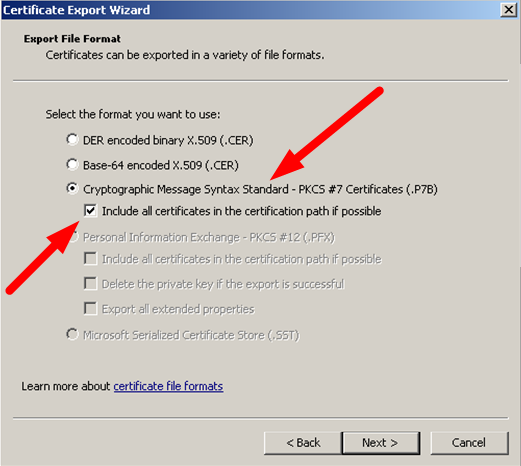 Cosonok's IT Blog: How to Replace the Self-Signed SSL Cert